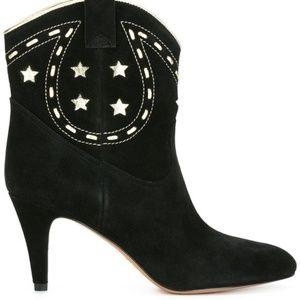 Marc Jacobs cowboy riding boots (NWOT)